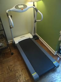 02 Force Walking Treadmill-Almost New! Silver Spring