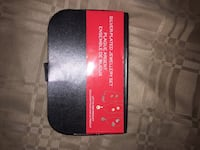 black and red leather wallet Toronto, M1C