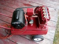 red and black air compressor Boise, 83709