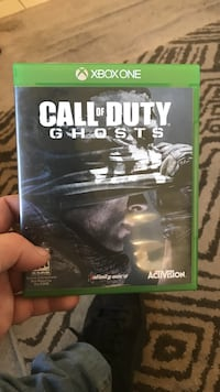 Call of duty ghosts xbox 360 game Sacramento, 95828
