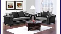 Black and Gray Sofa and Love  Balch Springs, 75181