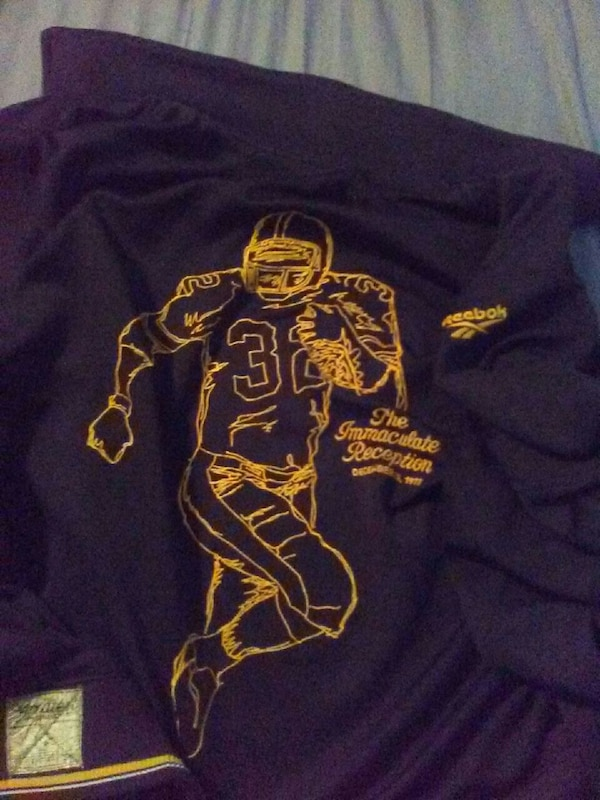 0b9be4dfb89 Used Steelers Reebok xl. Track jacket for sale in Pittsburgh - letgo