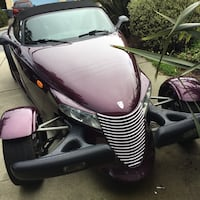 Plymouth - Prowler - 1997 Pacifica, 94044