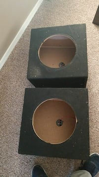 Car speaker Box 12""