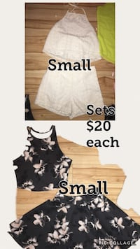 New and Lightly used clothing
