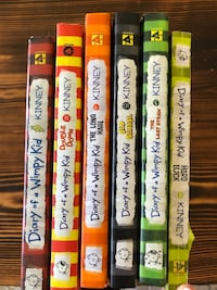 Diary of a wimpy kid collection Burnaby, V5C 3P2