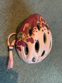 Bratz bike helmet
