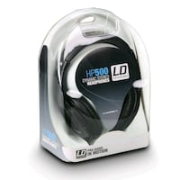 HP500 Headphones LD Systems Trondheim, 7041