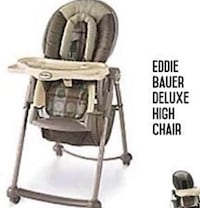 baby's brown and gray Graco swing chair Welland, L3B 1S6