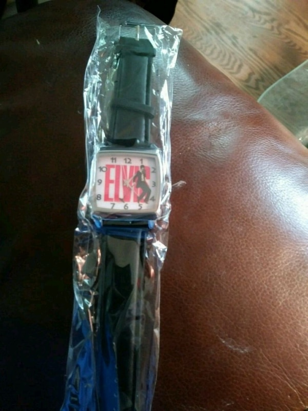 Elvis Presley Watch - Brand New