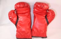 pair of red leather gloves Seattle, 98134