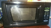 black and gray microwave oven Brampton, L6T 3Z3