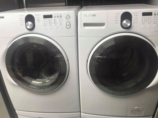 Samsung set washer and Dryer Electric