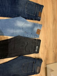 4 New Jeans for 500kr !!!