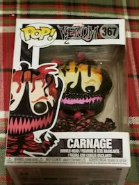 Carnage and Gwenom Oakville, L6H 2Z3