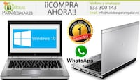 Portátil Hp EliteBook 8470p, I5, SSD, Windows 10 Gratis Madrid