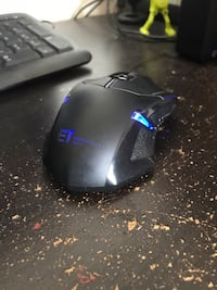 Wireless gaming mouse with adjustable sensitivity  Toronto, M3C 1E5