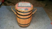 Wooden Storage Barrel Kingsville, 21087