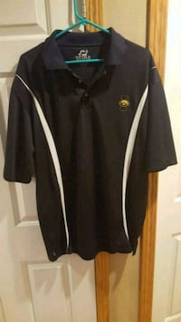 Men's XL IA Hawkeye golf polos  Grimes, 50111