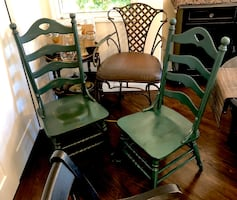 Chairs and Barstool