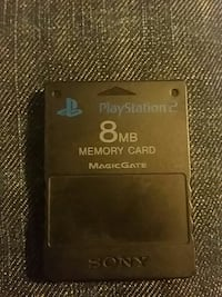 Ps2 Memory Card Abbotsford, V2T 5B6