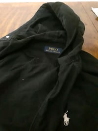 Polo Ralph Lauren windbreaker $20