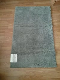 gray and white area rug New Lenox, 60451