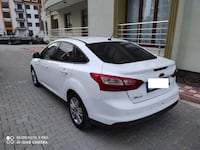 2014 Ford Focus TREND X 1.6TDCI 95PS