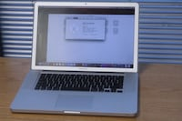 "Macbook Pro 15"" Late 2009 / 120 GB SSD / Core 2 Duo Vancouver"