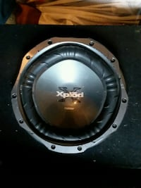 black and gray Pioneer subwoofer Sodus, 14551