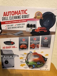 BBQ Grill cleaning robot Brand new never used Corpus Christi, 78414