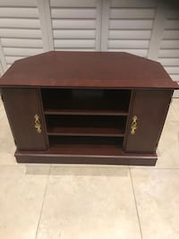 Tv stand great wood
