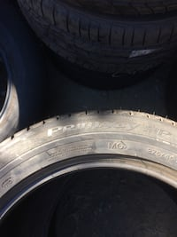 1 new Michelin tire Manassas, 20111