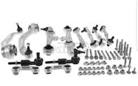 99-2004 audi control arms and bushings  Norfolk, 23502