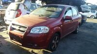 DESPIECE CHEVROLET AVEO Cartagena