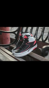 pair of Infrared Jordan 2 Vancouver, V5R 6H8