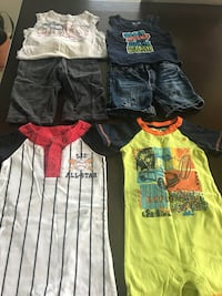 Assorted clothes size 12 months  Riverview, 33579