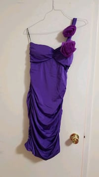 purple dress Kitchener