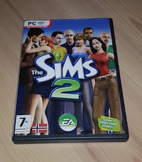 The sims 2 6193 km
