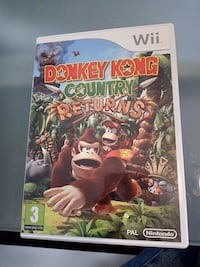 Donkey Kong Country Returns Wii +3 Talence, 33400