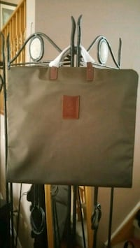 brown leather 2-way handbag Richmond Hill, L4C 8W4