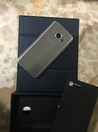 silver Samsung Galaxy S7 with box Laval, H7N 5T7