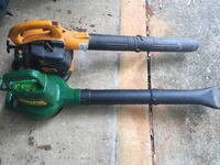 Lot of Non-Running leaf blowers Mobile, 36609