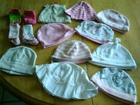 BABY GIRL SOCKS AND HATS Riverview, 33578