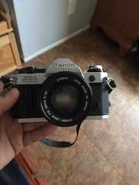 NEW Canon AE-1 Professional Camera
