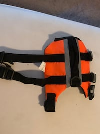 Life jacket for a small dog!!
