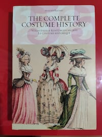 The complete costume history book