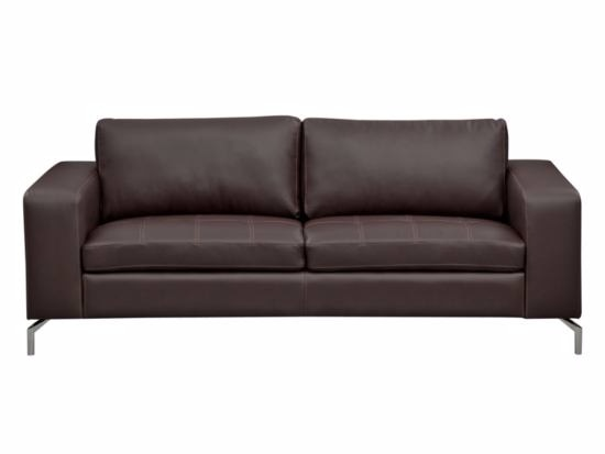 Genial Brand New Casino Godiva Leather Sofa From American Signature Furniture $650  FIRM