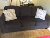 Super comfy couch! Would keep if I could but too big to fit in new apt Walnut Creek, 94598