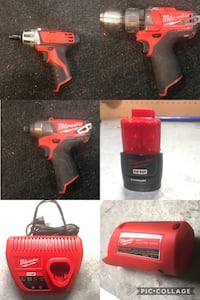 M12 Milwaukee Tools Prices in description.